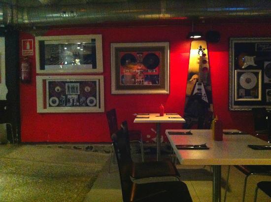 arredamento picture of burger rock barcelona tripadvisor