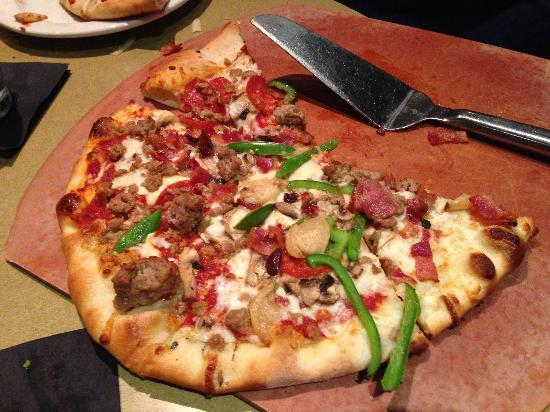 Pizza - Foto van PW Pizza, Saint Louis - TripAdvisor