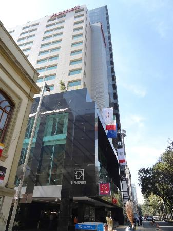 Foto de Mexico City Marriott Reforma Hotel, Ciudad de ... - photo#15