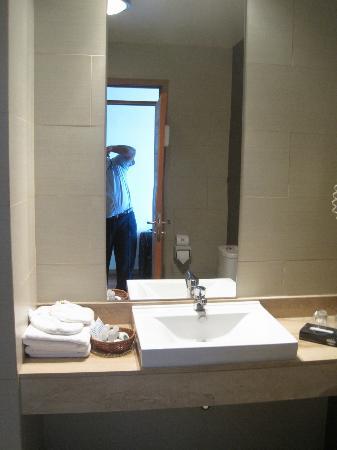 Hotel Bellavista Puerto Varas: bathroom