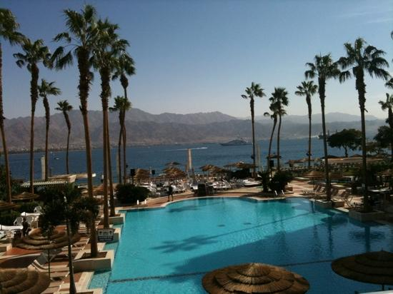 U Suites Eilat: good morning