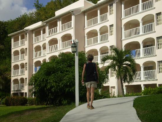 St. James's Club Morgan Bay - All Inclusive: CHAMBRES AVEC VUE SUR LA MER