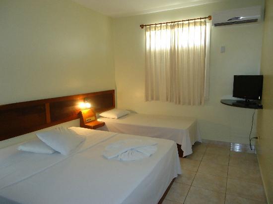 Boulevard da Praia Hotel : Bedroom