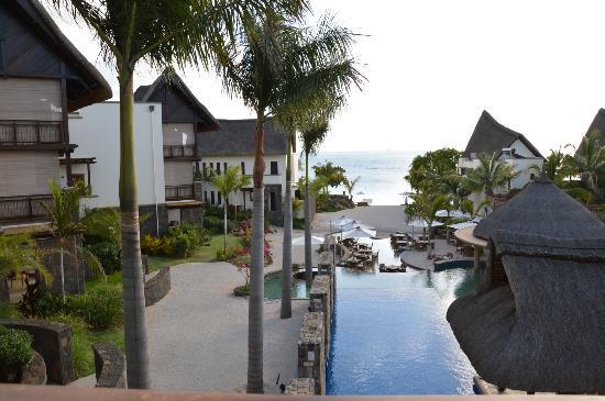 Angsana Balaclava Mauritius: vue de l'hôtel