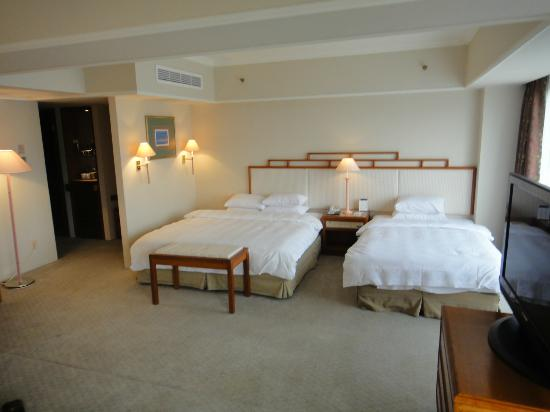 Hilton Gyeongju: Grosses Zimmer