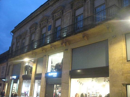 La Villa des Consuls: fachada apartamentos