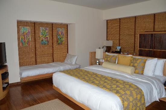 Angsana Balaclava Mauritius: chambre