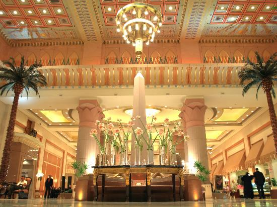 InterContinental Cairo Citystars : Main lobby