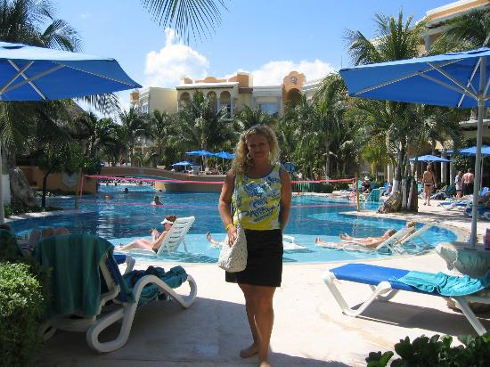 Swimming ppol - Picture of Panama Jack Resorts Playa del