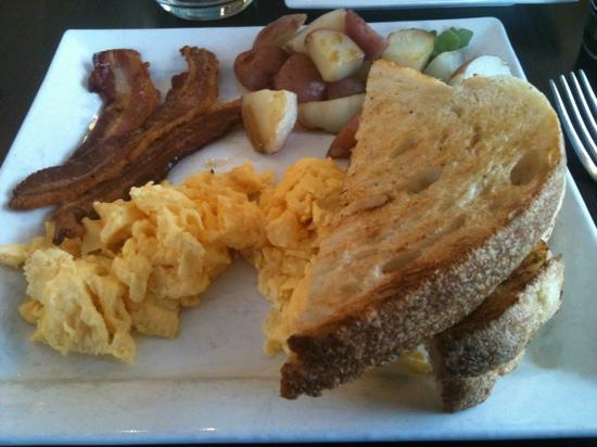 Big Feast: Bacon and Eggs