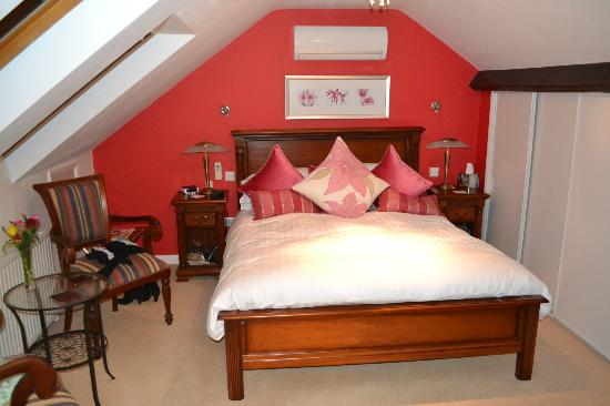 Burswood Guest House: Rose room !