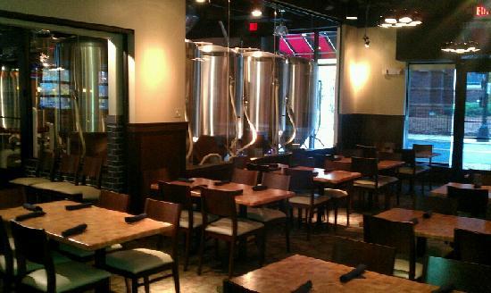 Rock Bottom Restaurant & Brewery - Menu - Charlotte