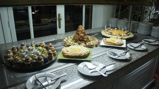 Club Eldorador Palmeraie: Buffet deserts