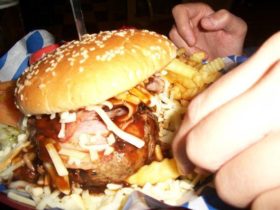 Fat Sam's: L'hamburger più buono del mondo :)