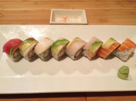 Taste Of Asia: Japan Roll