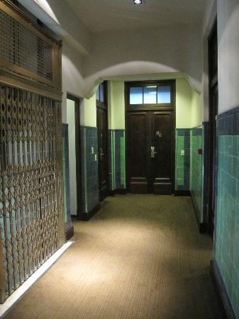 Moreno Hotel Buenos Aires: 6e étage
