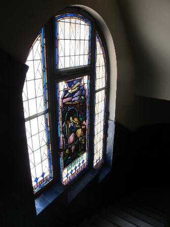 Moreno Hotel Buenos Aires: Elegants vitraux