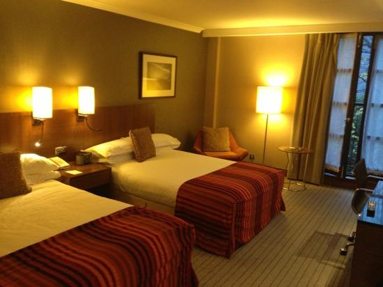 Crowne Plaza London Kensington: Spacious room