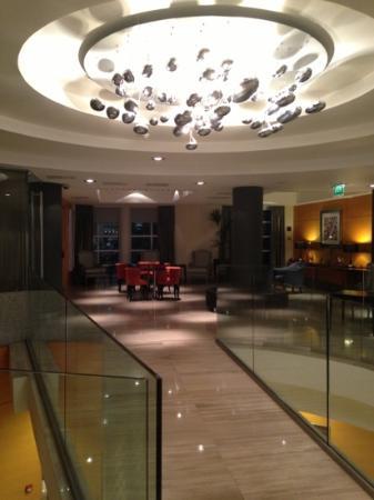 كراون بلازا لندن - كنسينجتون: Reception 