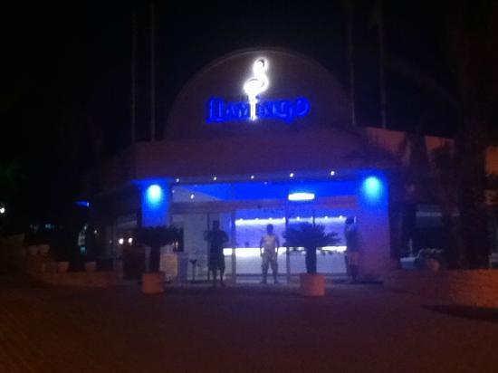 smartline Flamingo: Het hotel van de voorkant