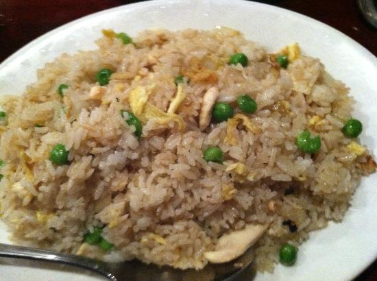 House Of Hunan: Fried Rice