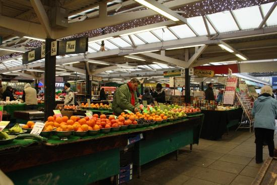 Leicester City Market