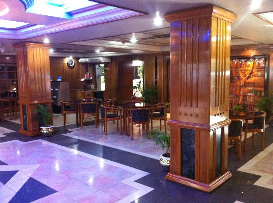 Hotel Agrabad Front Lobby