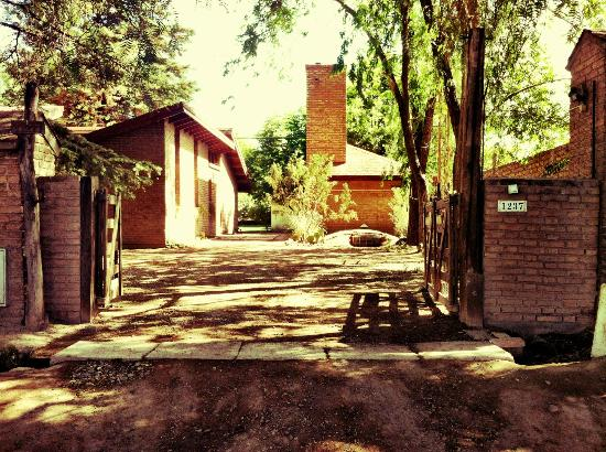 Lujan de Cuyo B&B : The entrance