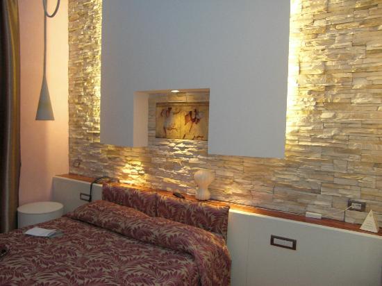 Aurora Hotel: Habitacion Deluxe