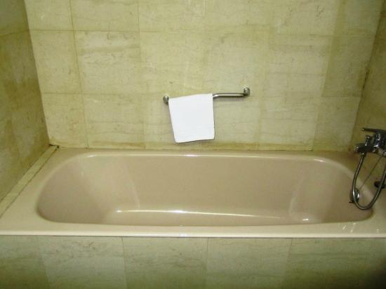 Tulip Inn Andorra Delfos Hotel : Bañera