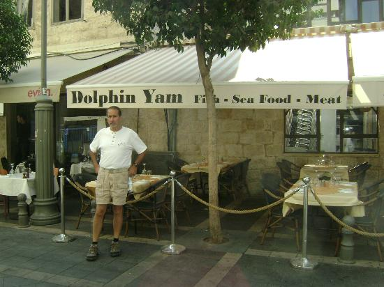 front of Dolphin Yam