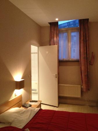 Hotel Saint Nicolas: room
