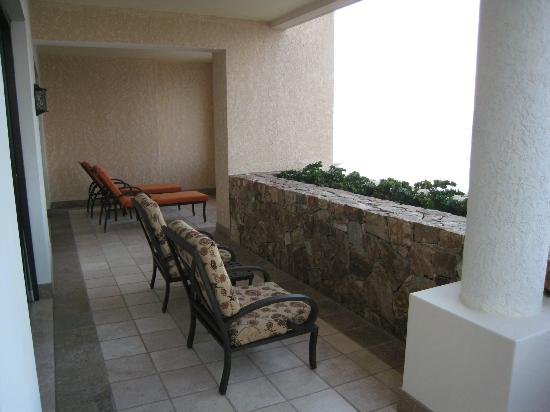 Grand Solmar Land's End Resort & Spa: 1 Br Veranda