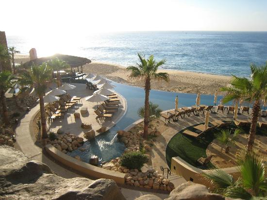 Grand Solmar Land's End Resort & Spa: Brisas Pool and Beach from Lobby