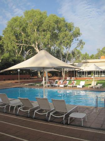 Desert Gardens Hotel, Ayers Rock Resort: Pool 