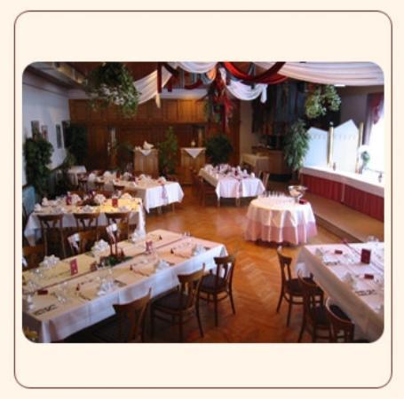Neuburg am Rhein, Allemagne : großer Saal für Familien und Betriebsfeiern bis 130 Personen