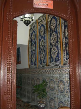 Casa Riad Medina: Entrada