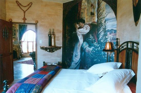 Castle in Clarens: Princes' room