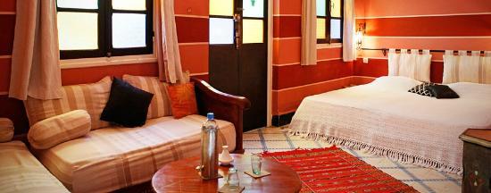 Dar Saïd: La chambre marrakchi