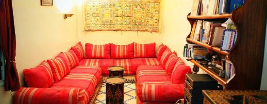 Dar Saïd: Le salon marocain