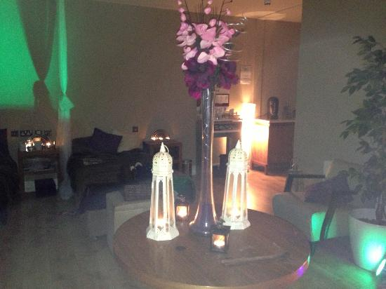 Castleknock Hotel & Country Club: Relaxation room