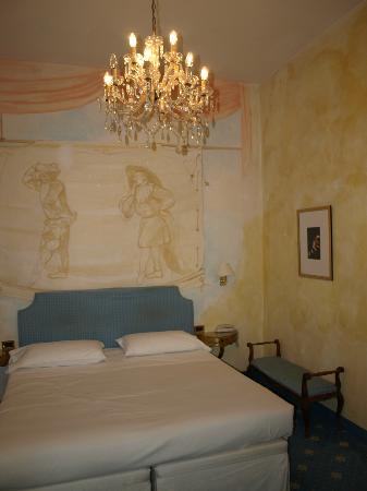 Hotel Gardena: Chambre