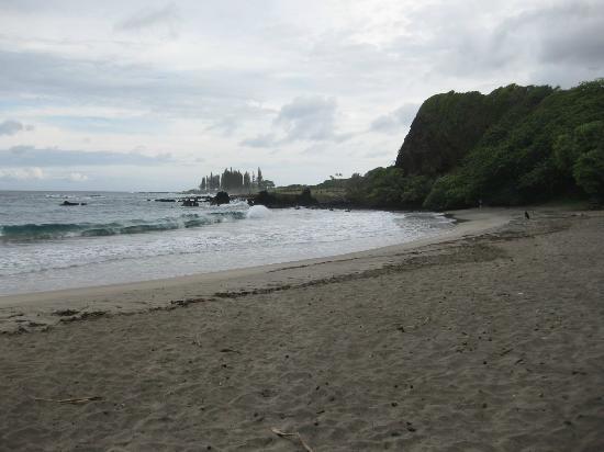Hana Oceanfront Cottages: Hamoa Beach