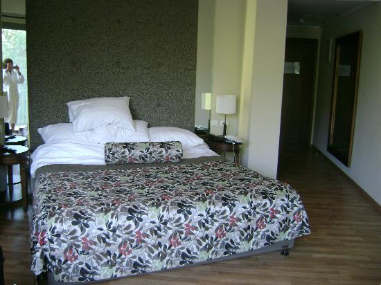 Hagoshrim Hotel & Nature: comfortable bed
