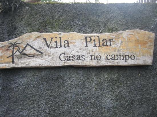 Vila Pilar: entrada