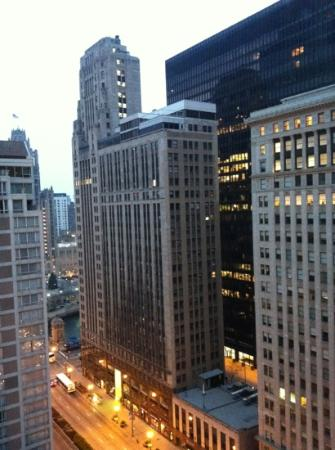 Hard Rock Hotel Chicago: vistas desde la planta 19