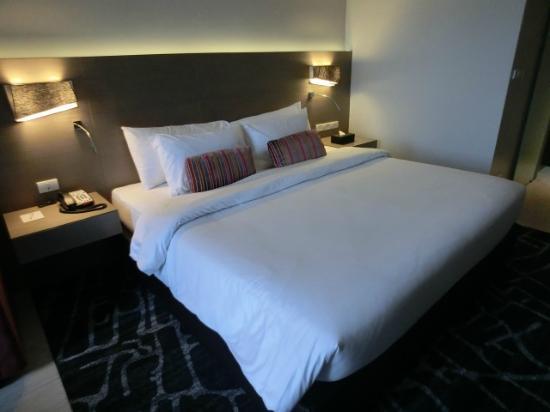 Best Western Premier Sukhumvit: Excellent Bed