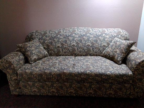 Executive Inn : sleeper sofa