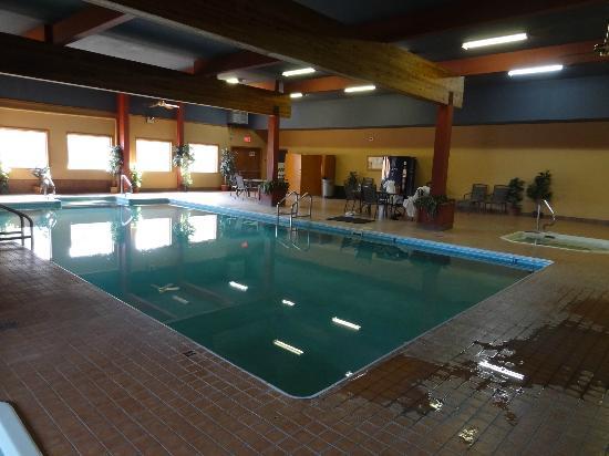 Spruce Hill Resort & Spa: Enjoyed the aquafit classes!