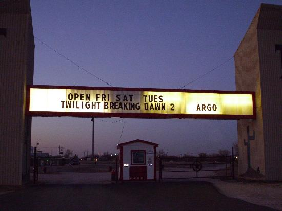 Tascosa Drive-in Theater